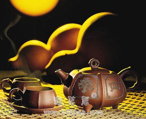 紫砂茶具泡茶优点