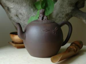 行家收藏的紫砂壶