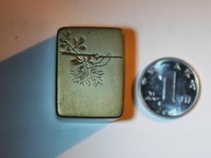 迷你型铜制墨盒