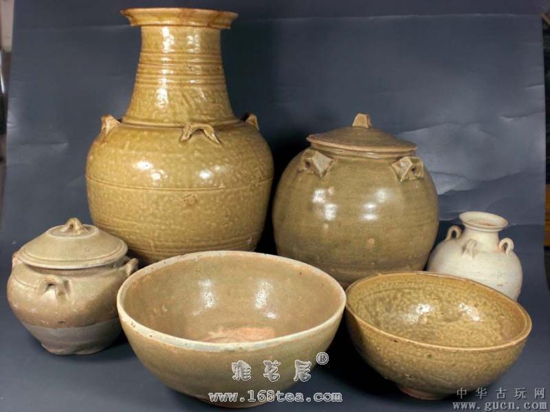 唐代瓯窑生产的茶具介绍