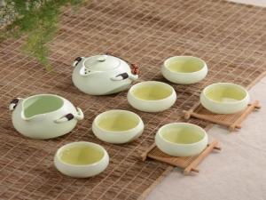 陶瓷茶具保养方法|茶具知识