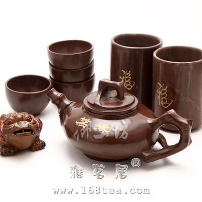 如何鉴别木鱼石茶具的质量优劣|木鱼石茶具