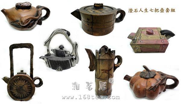 石雕茶具富有极高收藏价值|石壶艺术