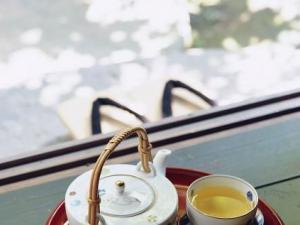 茶具的摆放知识