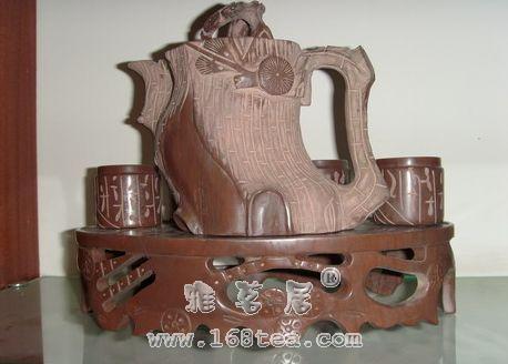 木鱼石茶具知识