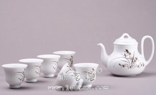 茶文化与陶瓷文化的历史