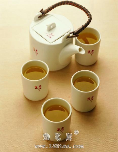 茶与茶具的搭配