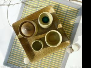日式茶具图片