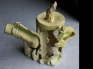 怪异茶壶图片欣赏