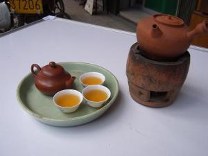 潮州工夫茶演示课题  教学视频