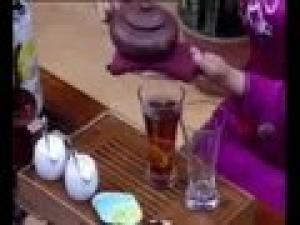 柠檬红茶茶艺