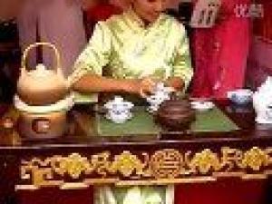 茶艺培训|盖碗茶艺