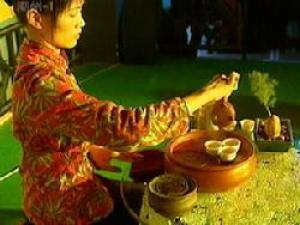 工夫茶  茶艺视频