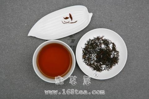 祁门红茶的审评