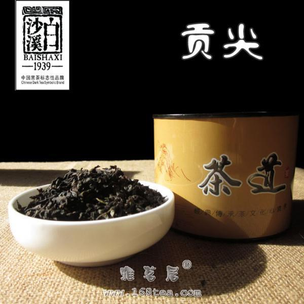 安化贡尖黑茶|黑茶品种