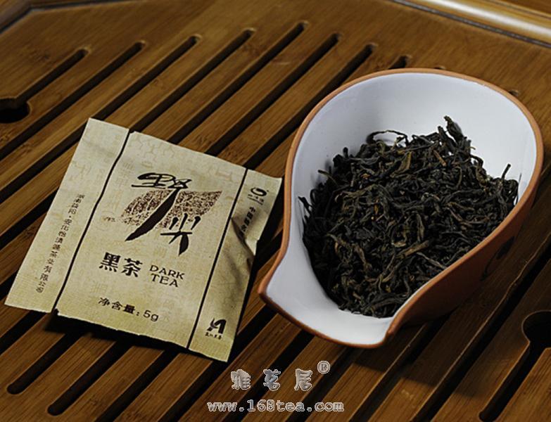 安化黑茶之白毛尖|黑茶品种