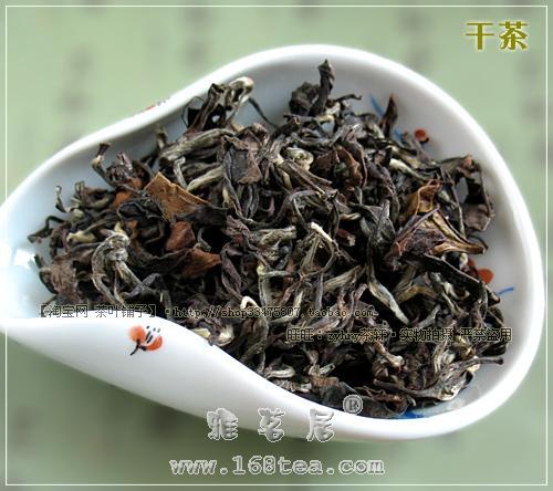 台湾名茶:东方美人膨风茶