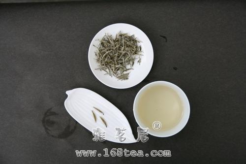 白茶的审评