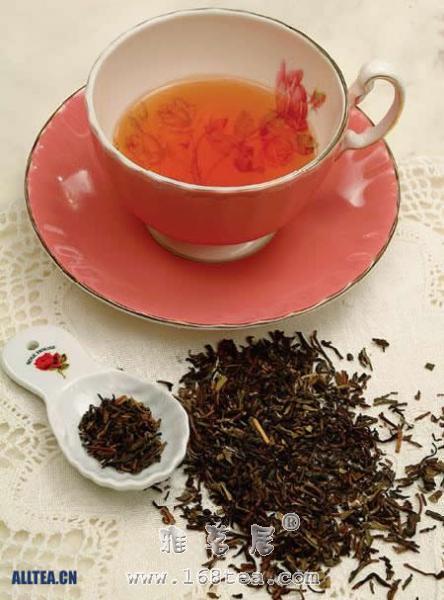 英式下午茶的泡法