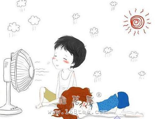 如何预防夏日情绪中暑