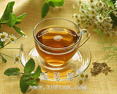 红茶和绿茶的作用