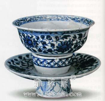 关于元代青花瓷历史