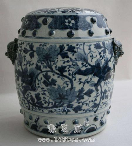 正德青花瓷历史及款式