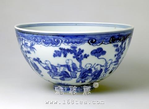 弘治时期青花瓷