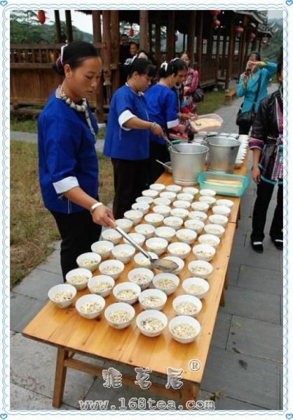 侗族饮茶习俗|侗族茶文化