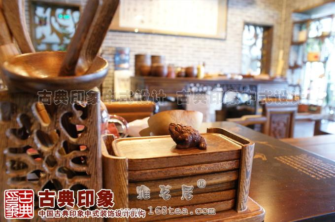 古色古香的茶馆装修设计