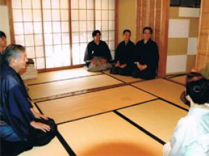 日本茶道知识  日本茶道用具