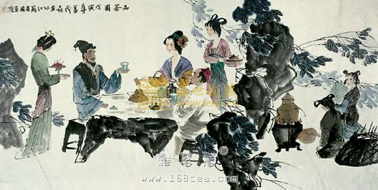 唐宋明清四朝代不同的饮茶方式