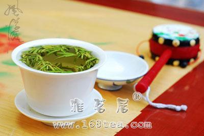 [绿茶茶艺]松阳银猴茶茶道茶艺