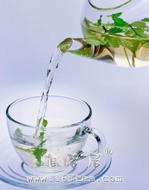 西湖龙井茶艺(下投法)