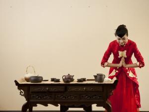 茶艺环境追求的最高境界|范增平