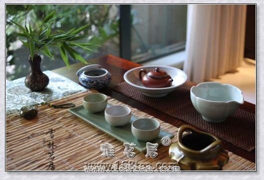 浅谈茶席文化