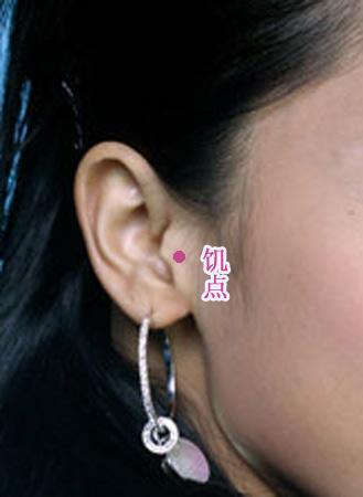 介绍针刺耳穴减肥及常用耳穴减肥方法