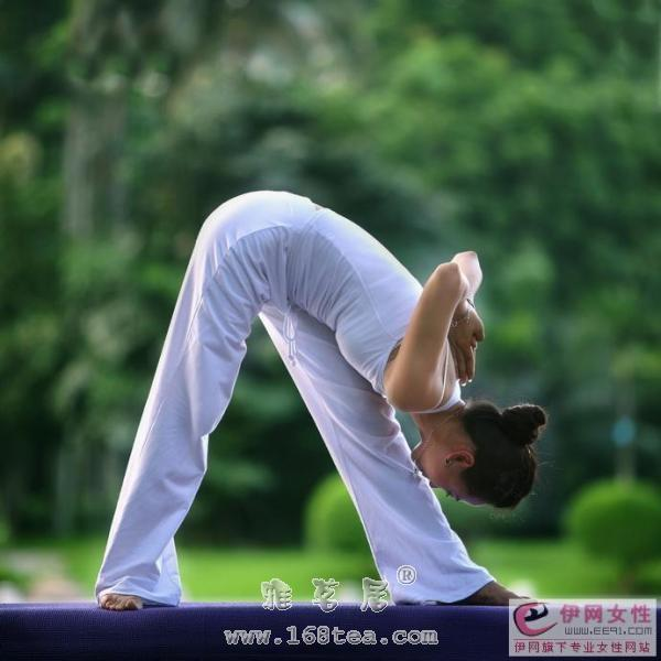 瑜伽减肥方法