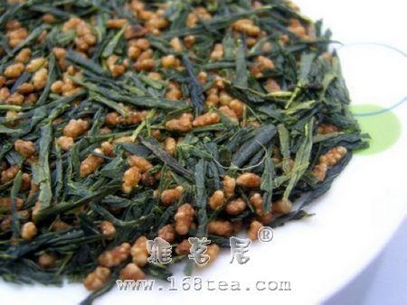 健康减肥玄米茶