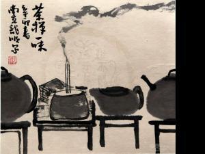 茶禅一味与云居山(文/叶静)
