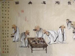 """""""茶禅一味""""的三重境界(文/余悦)"""