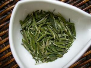 金山翠芽茶叶图片