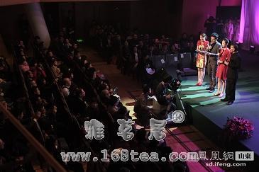 【转载】对话禅茶 中华首届原创禅茶音乐会在深举行