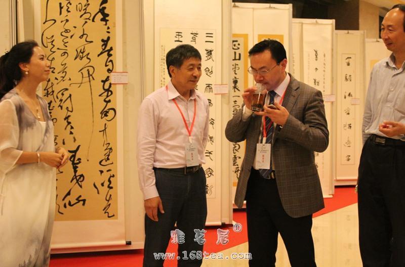 新安红助力中国茶业经济年会召开