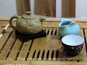 我最喜爱的茶具图