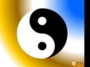 阴阳学说主导的社会现象与自然现象