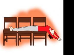 颈部拉筋法及功效| 拉筋方法