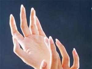 简易手穴按摩方法