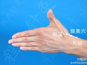 控制烟瘾的穴位按摩 |中医视频