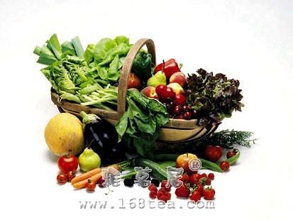 多吃蔬果,脑子更灵光